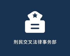 刑民交叉法律事务部